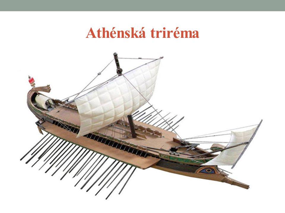 Athénská triréma
