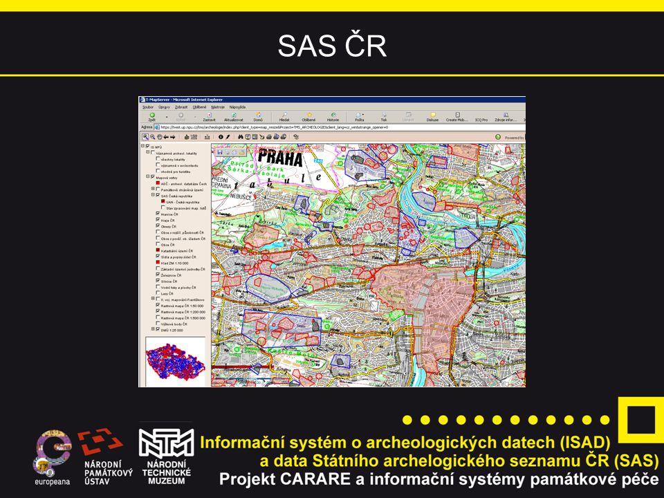 SAS ČR