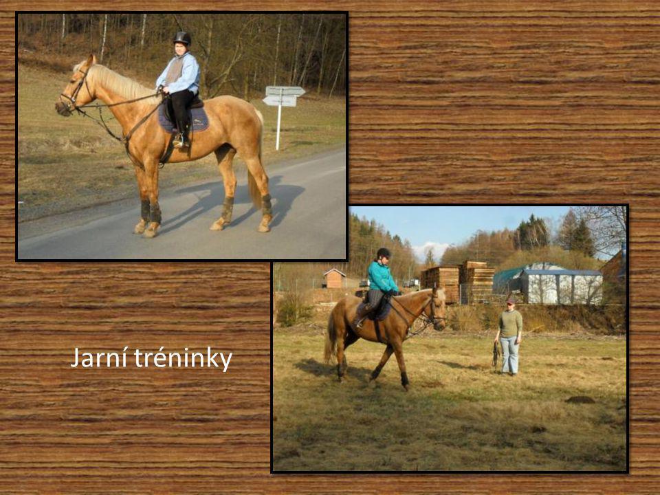 Jarní tréninky