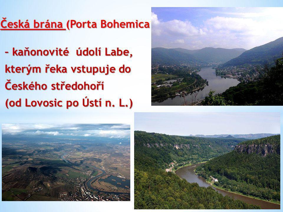 Česká brána (Porta Bohemica