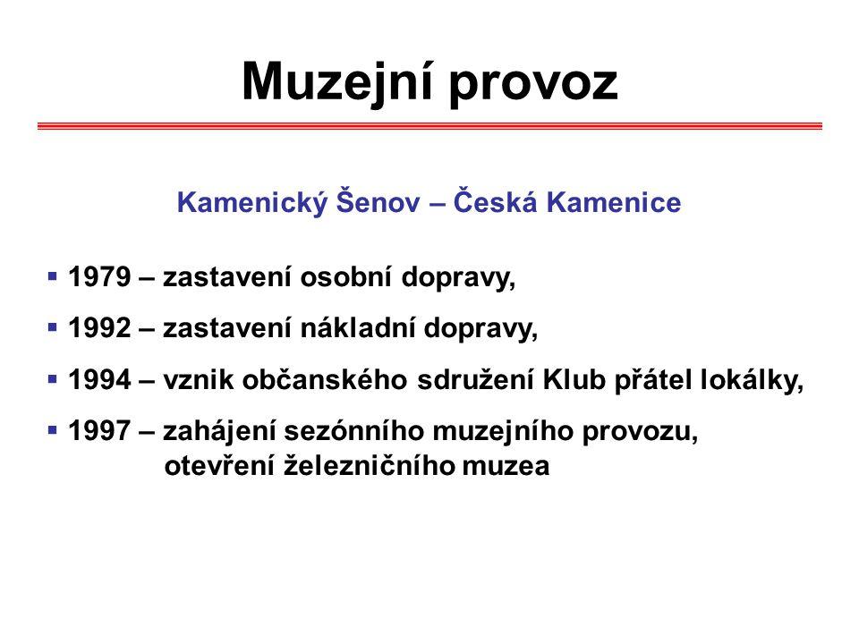 Kamenický Šenov – Česká Kamenice