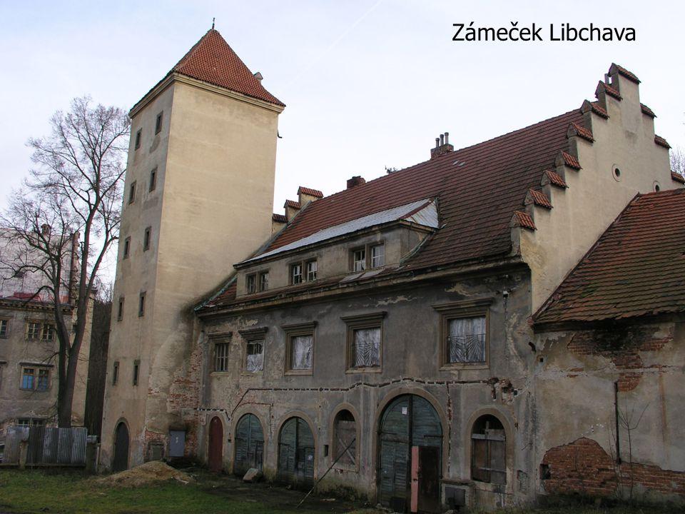 Zámeček Libchava