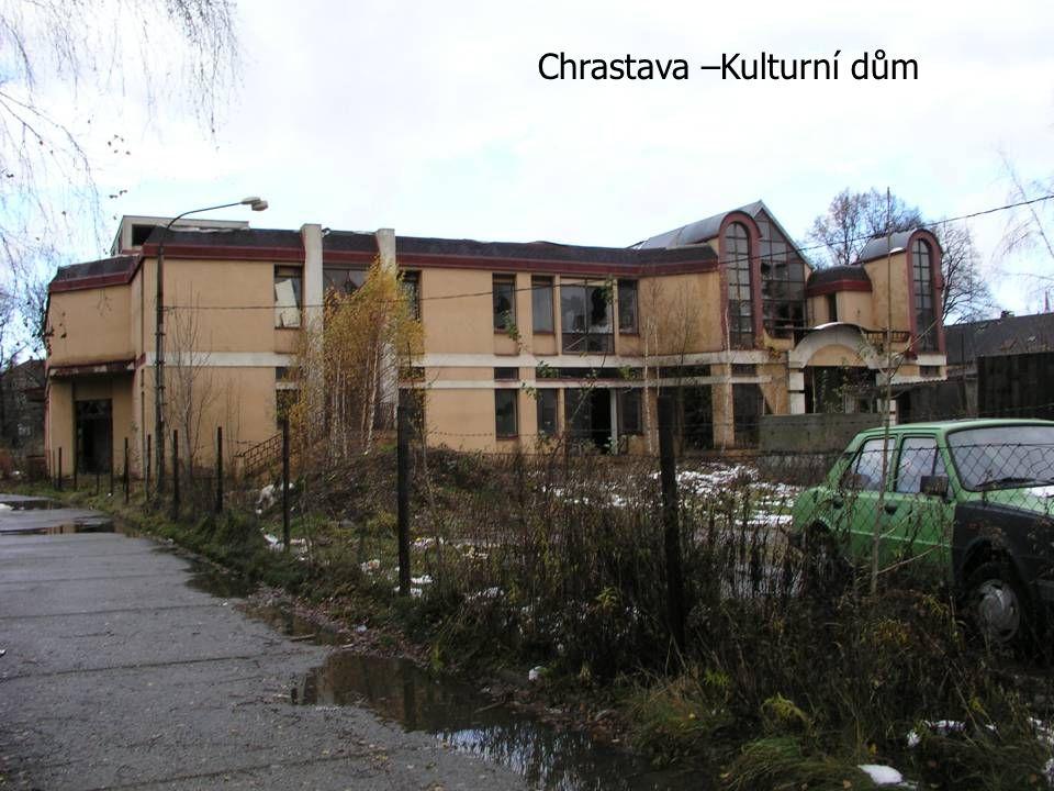 Chrastava –Kulturní dům