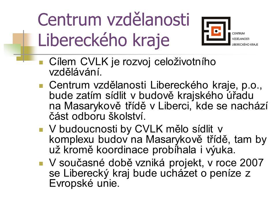 Centrum vzdělanosti Libereckého kraje