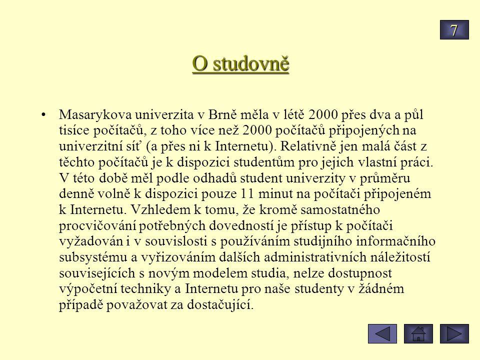 7 O studovně.