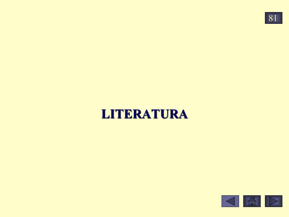 81 LITERATURA