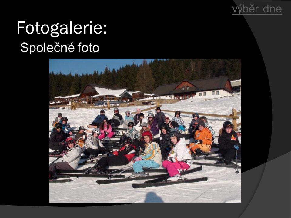 výběr dne Fotogalerie: Společné foto