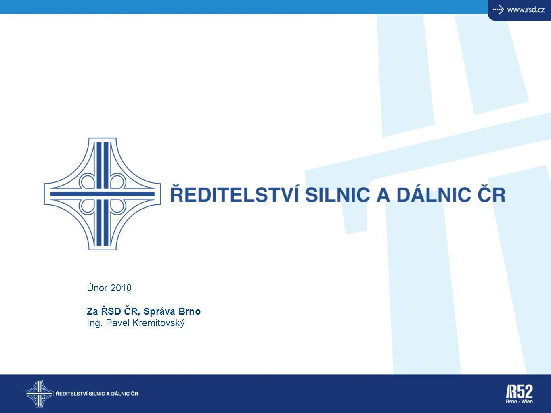 Únor 2010 Za ŘSD ČR, Správa Brno