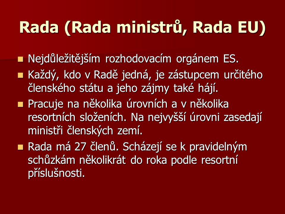Rada (Rada ministrů, Rada EU)