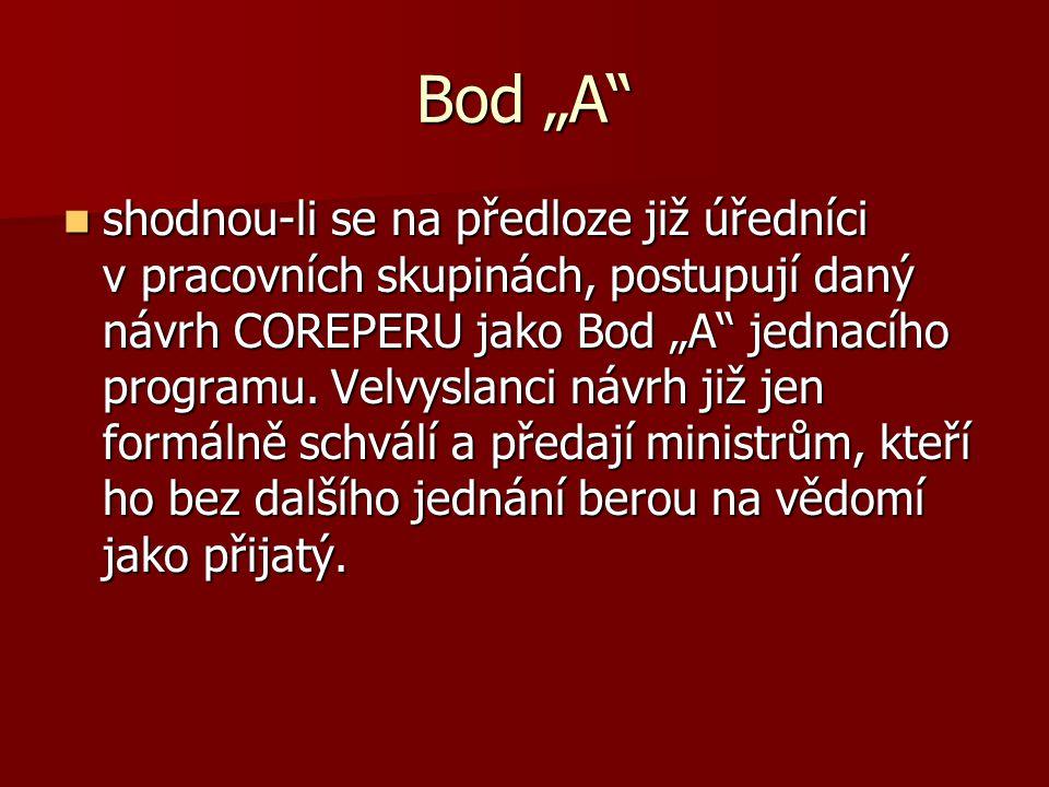 """Bod """"A"""
