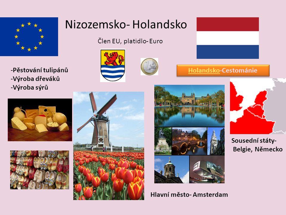 Holandsko-Cestománie