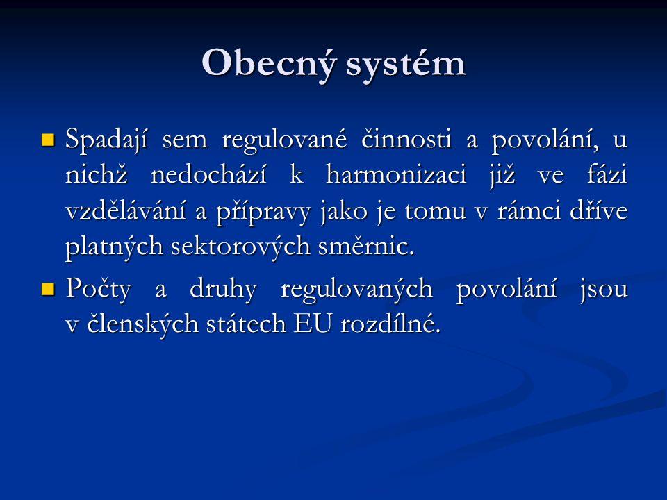 Obecný systém