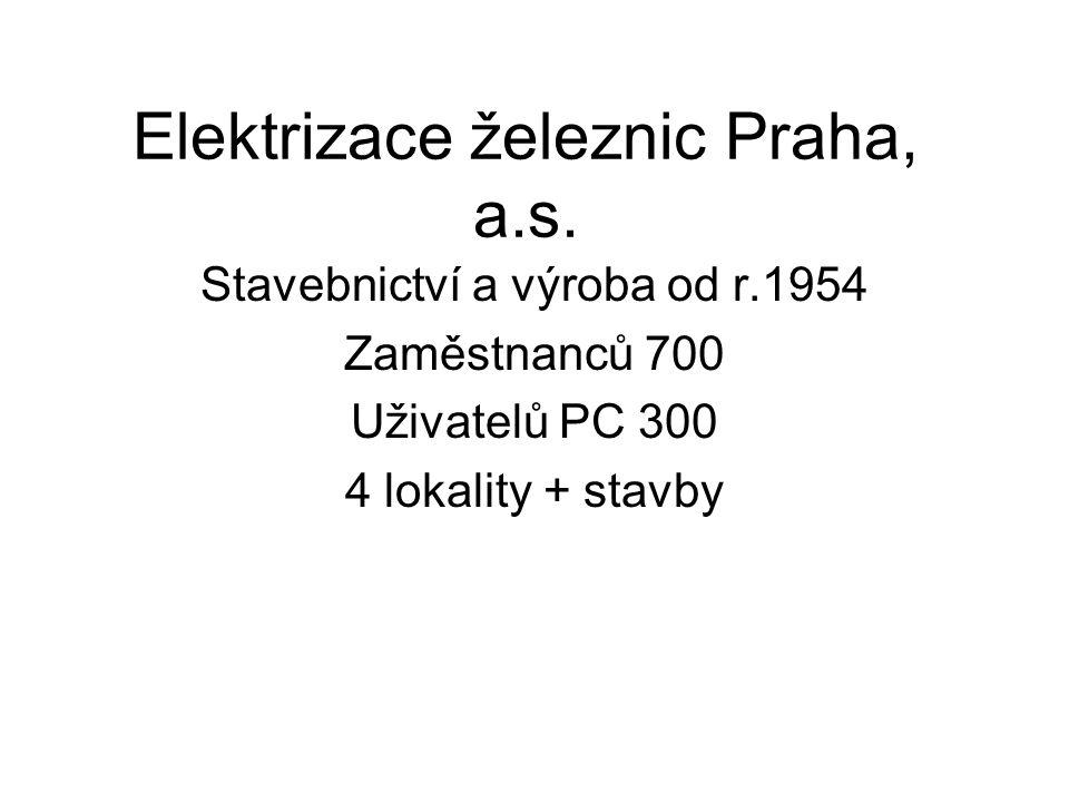 Elektrizace železnic Praha, a.s.