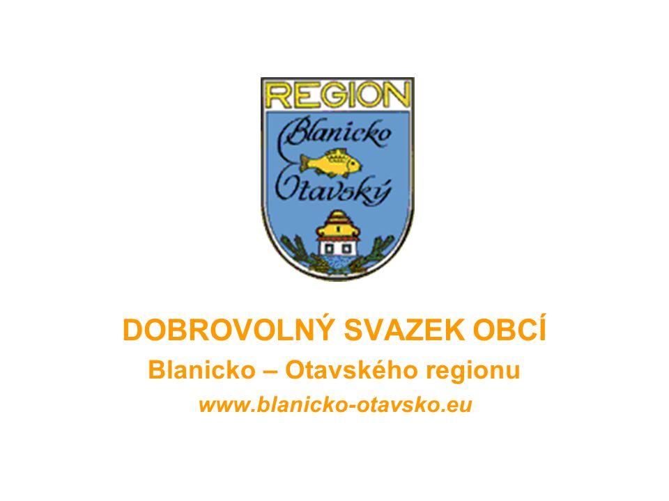 Blanicko – Otavského regionu