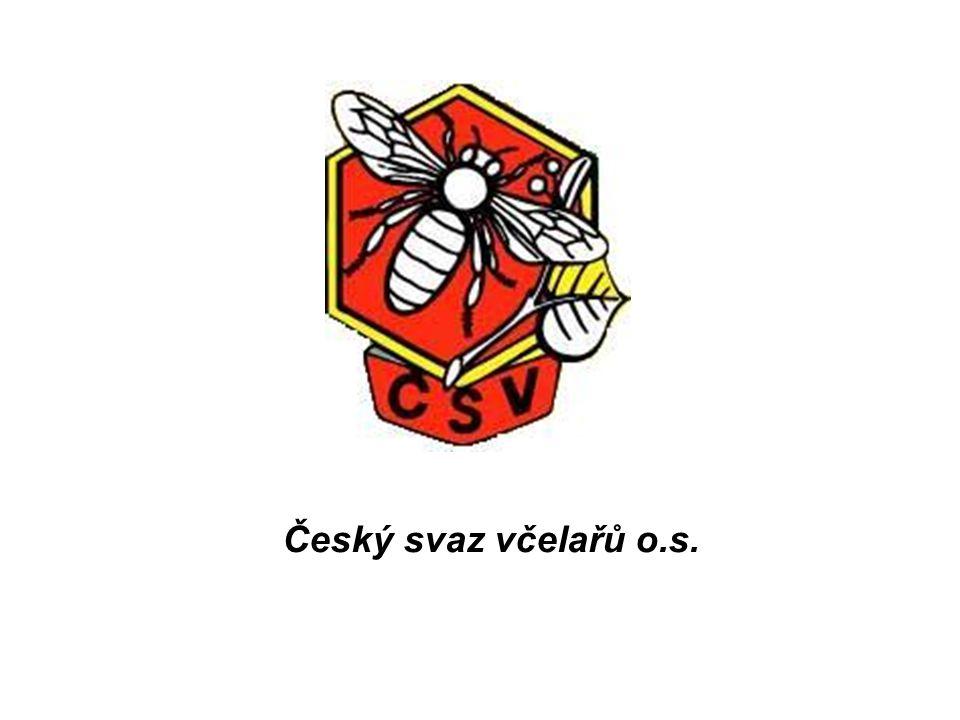 Český svaz včelařů o.s.