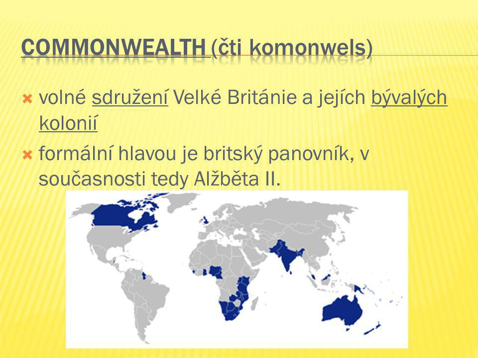 Commonwealth (čti komonwels)