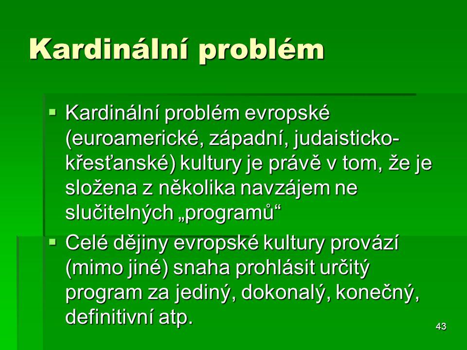 Kardinální problém