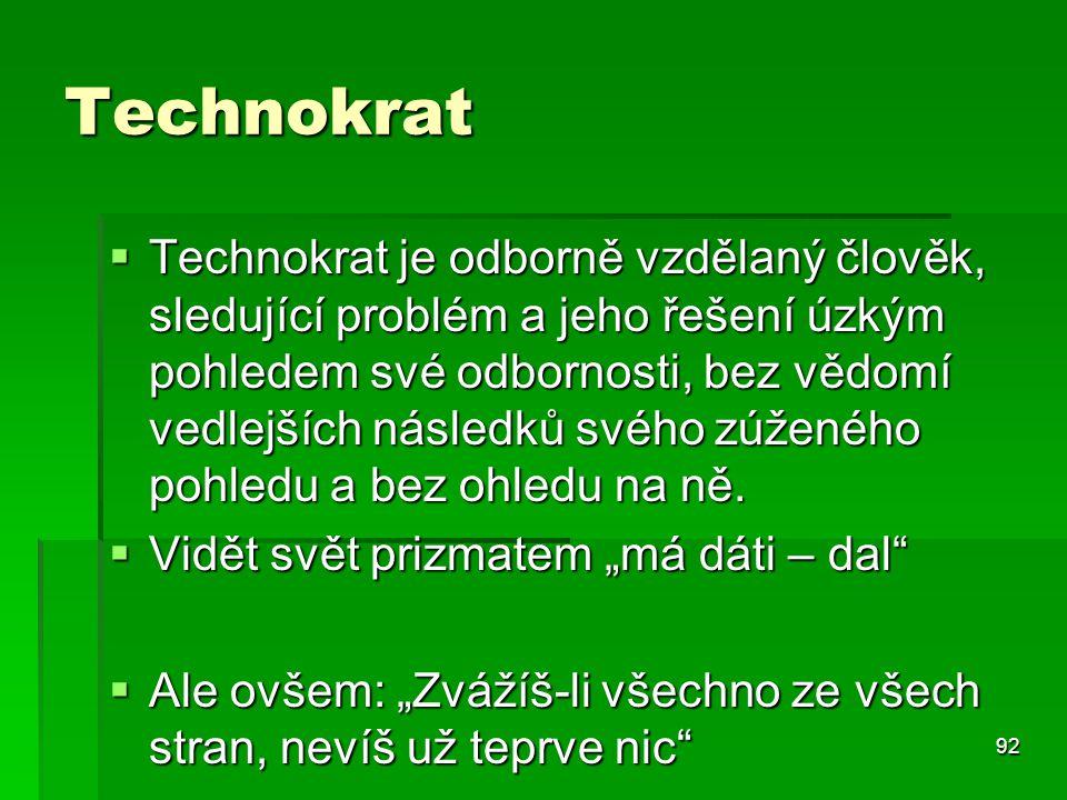 Technokrat