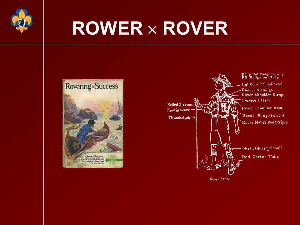 ROWER  ROVER