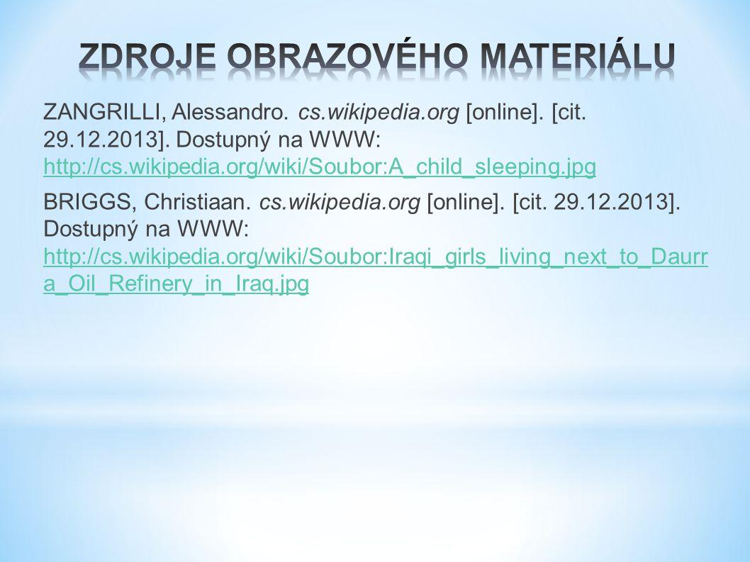 ZDROJE OBRAZOVÉHO MATERIÁLU