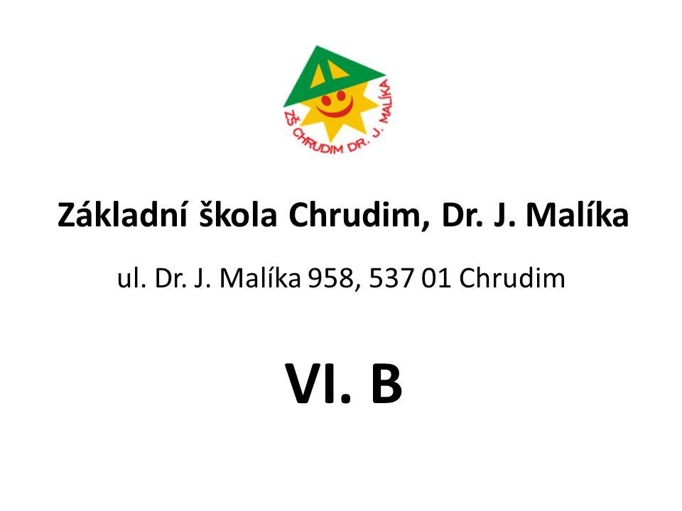 Základní škola Chrudim, Dr. J. Malíka