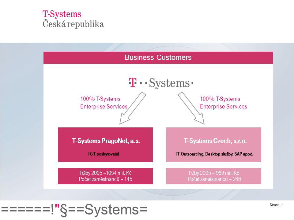 T-Systems Česká republika