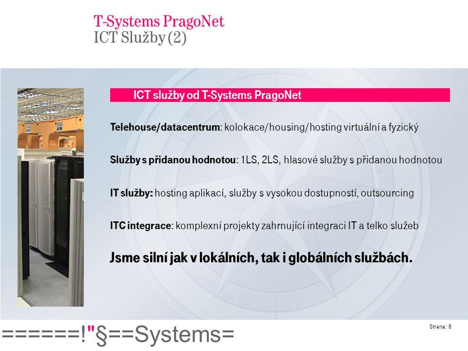 T-Systems PragoNet ICT Služby (2)