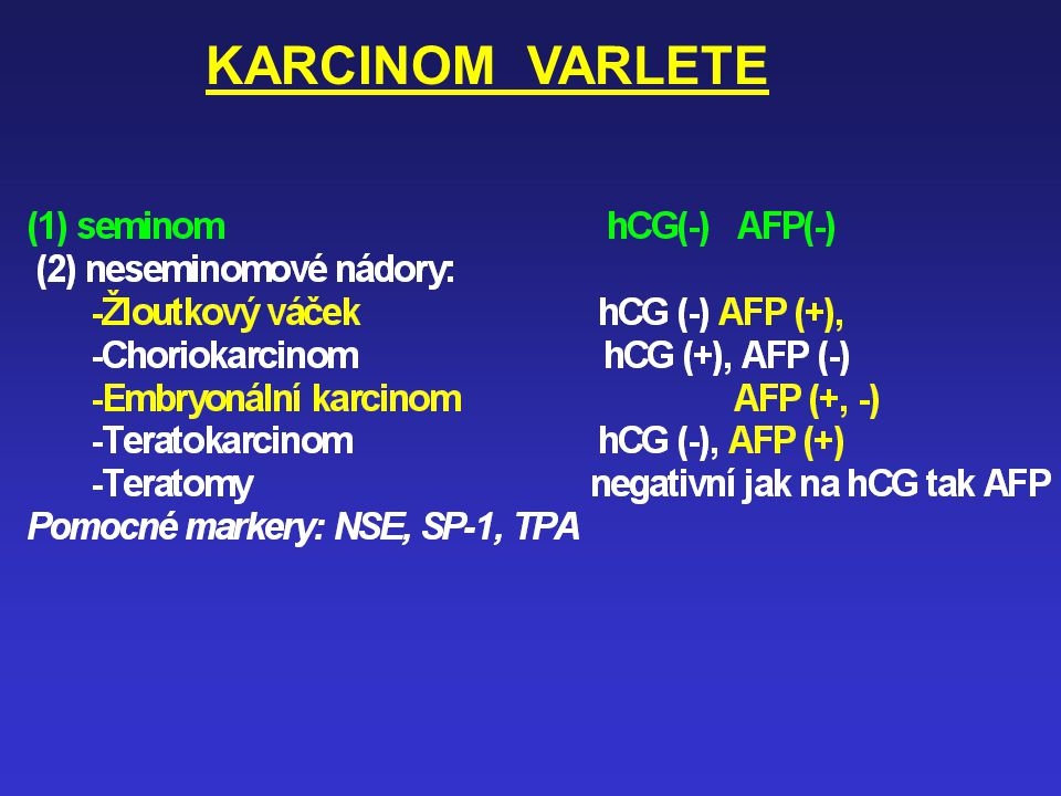 KARCINOM VARLETE