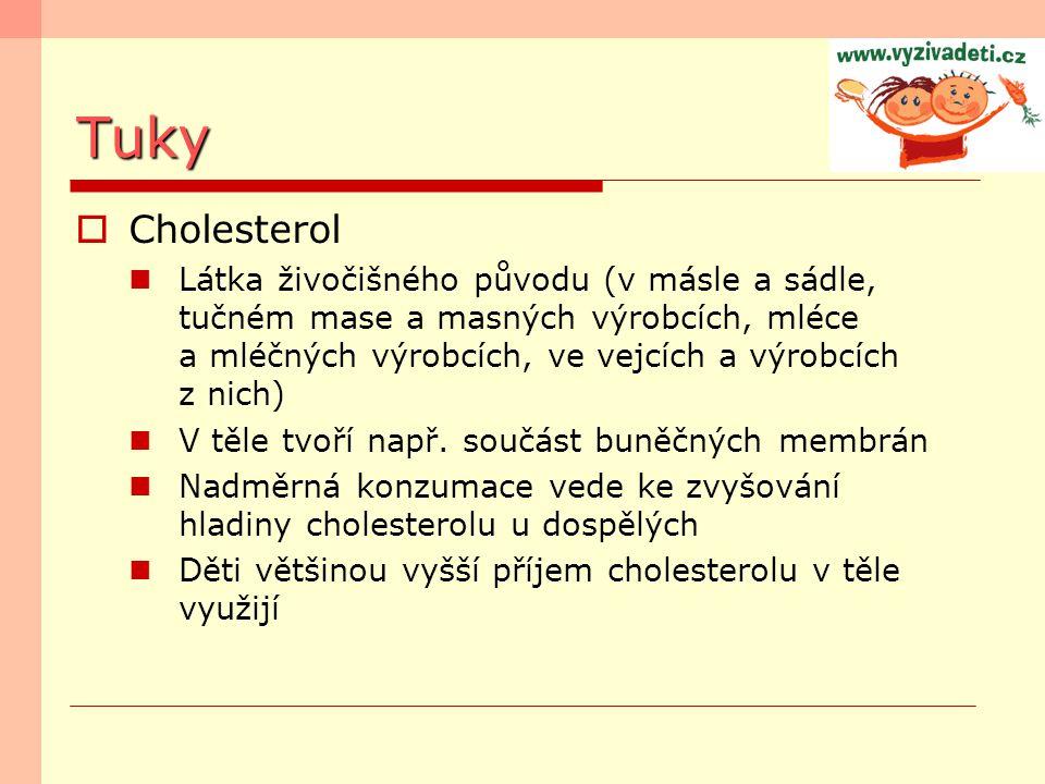 Tuky Cholesterol.