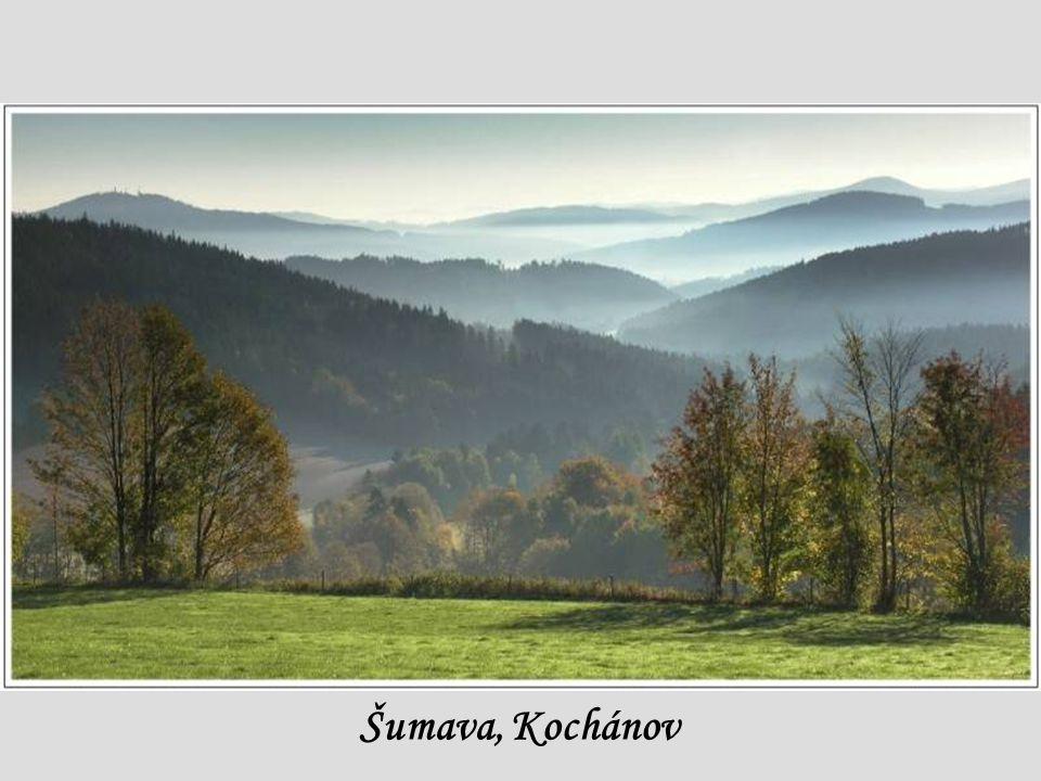 Šumava, Kochánov