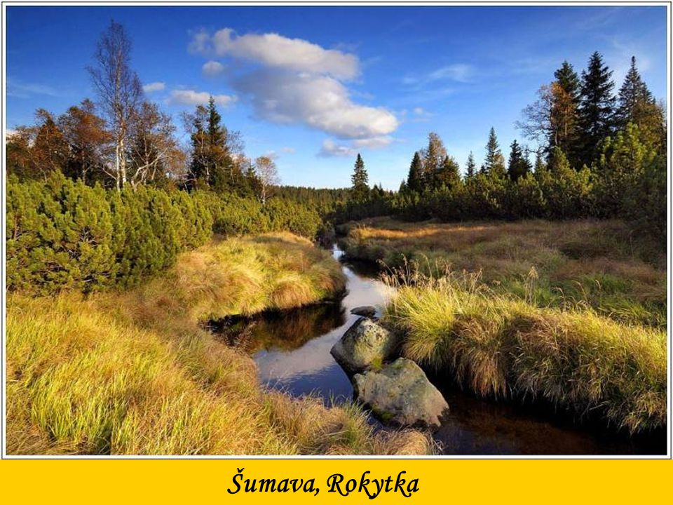 Šumava, Rokytka