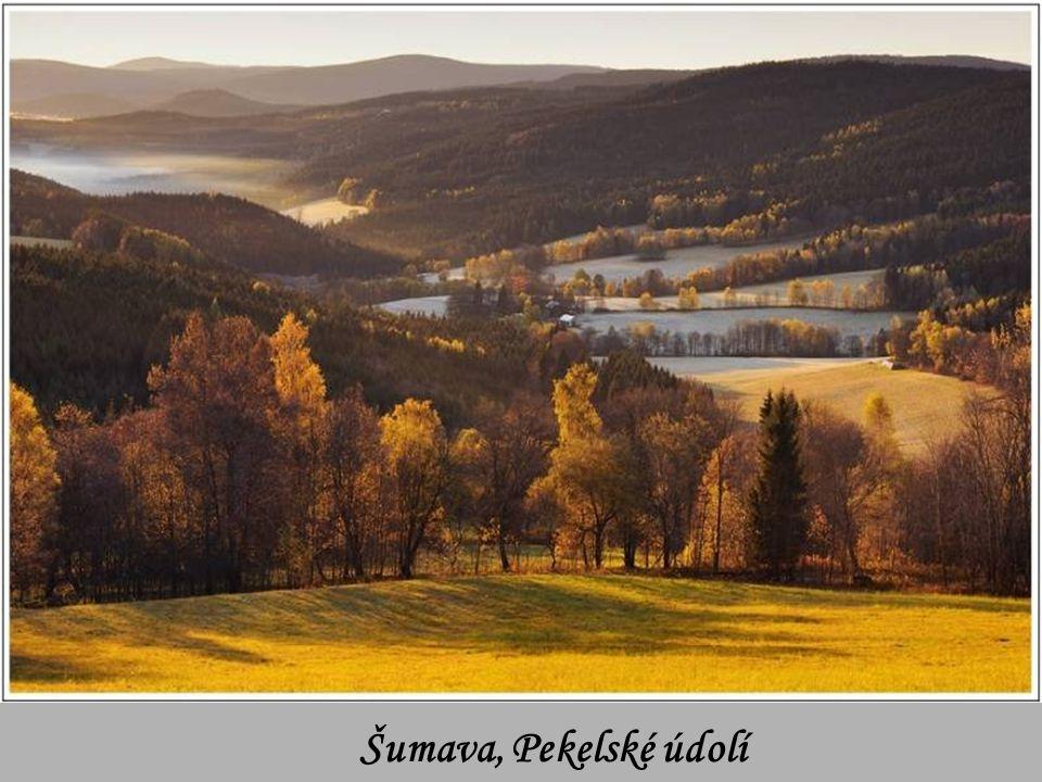 Šumava, Pekelské údolí