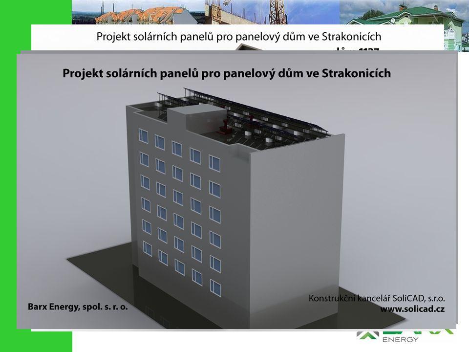 Reference/realizace Strakonice – panelový dům (25 bytů)