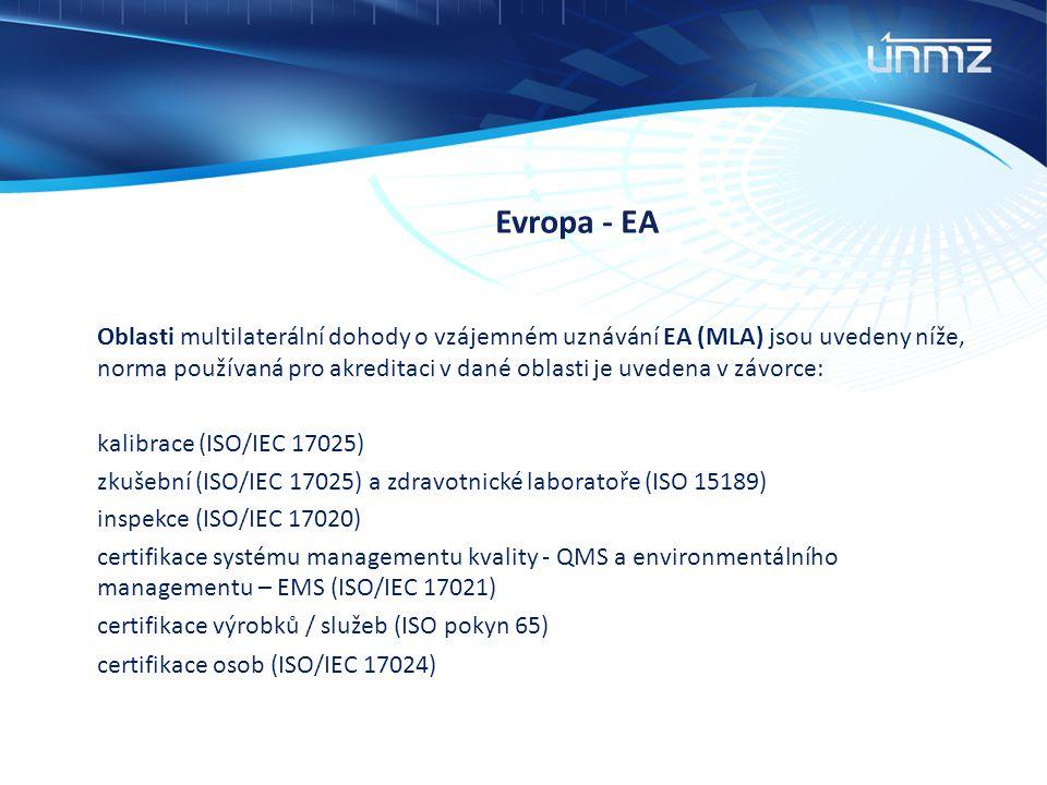 Evropa - EA