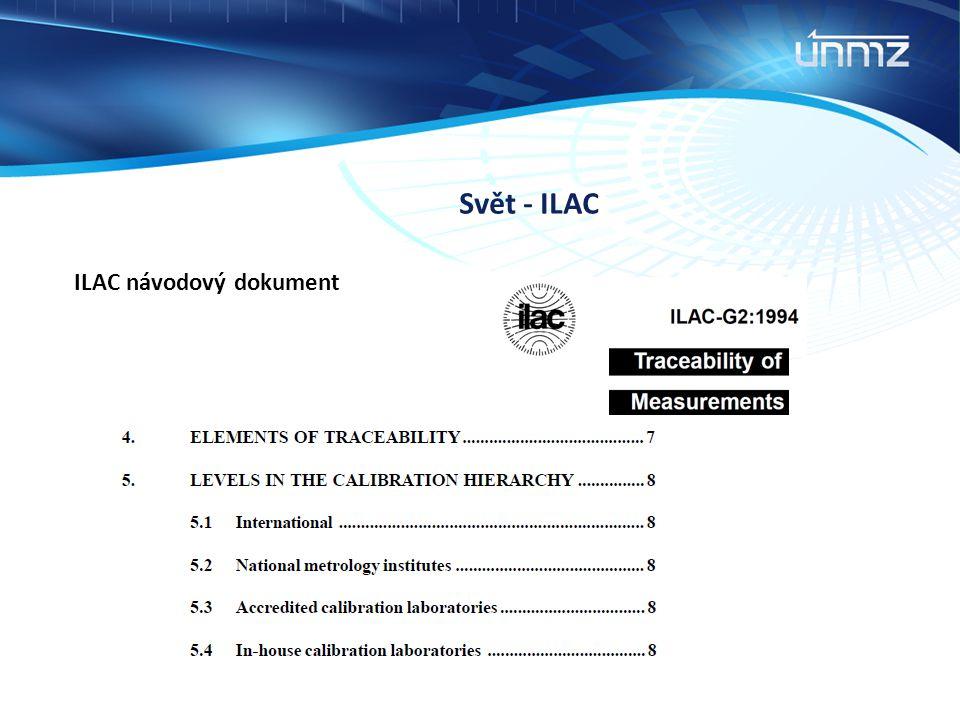 ILAC návodový dokument