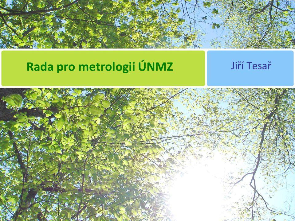 Rada pro metrologii ÚNMZ