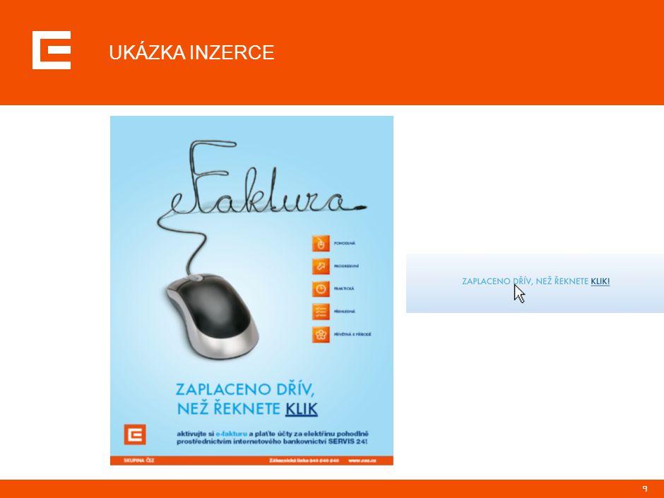 E-faktury v SERVIS 24 Internetbanking
