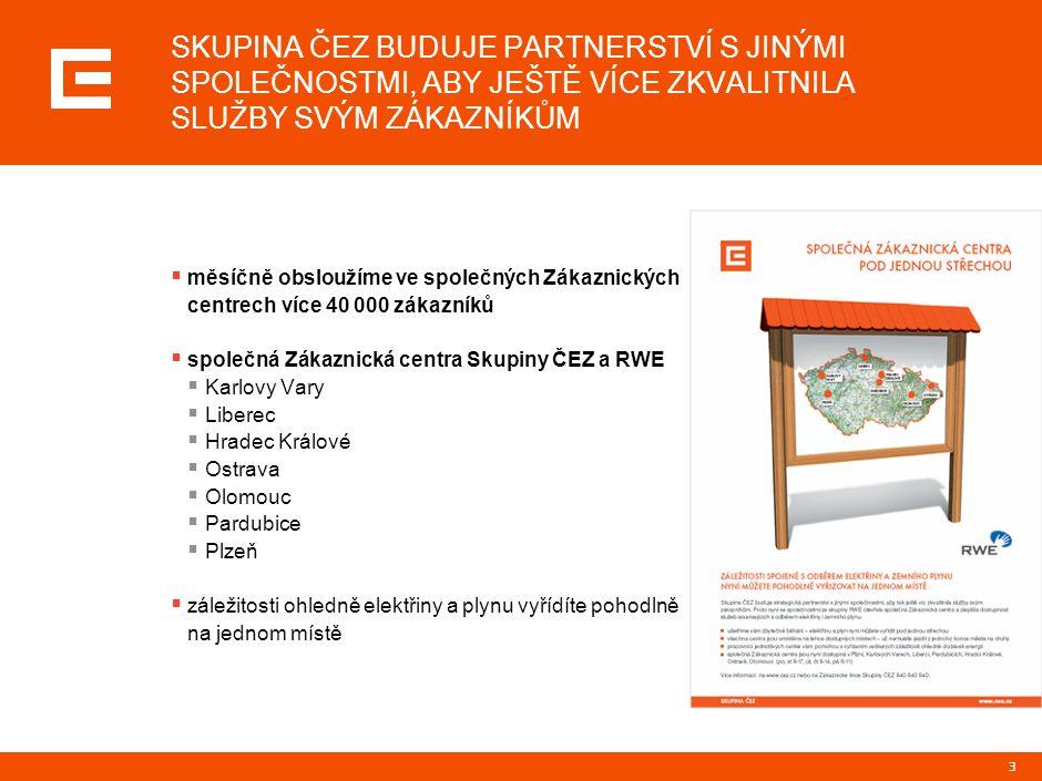 PRG-ZPD008-20041008-11373P1C NABÍZÍME ZÁKAZNÍKŮM NOVÉ A INOVATIVNÍ SLUŽBY PLATBY PŘES TERMINÁLY SAZKY.