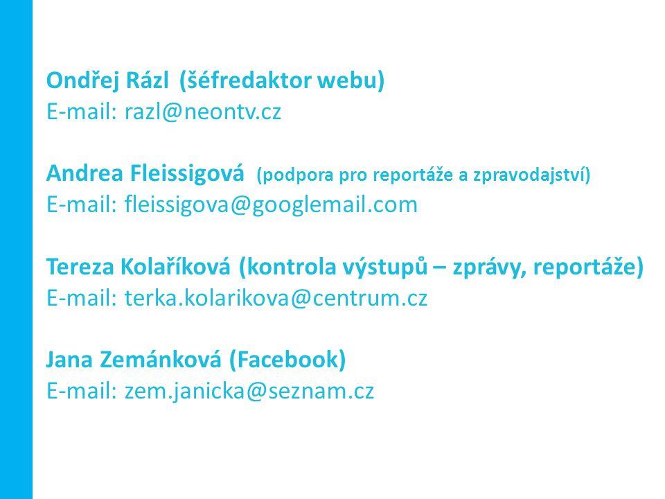 Ondřej Rázl (šéfredaktor webu)