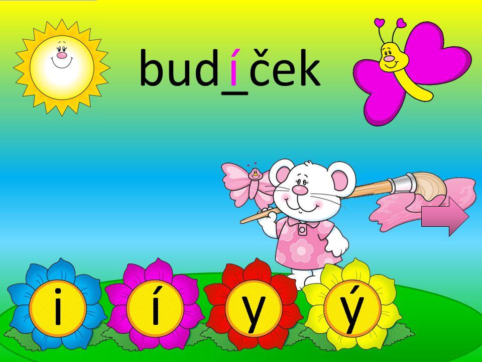 bud_ček í