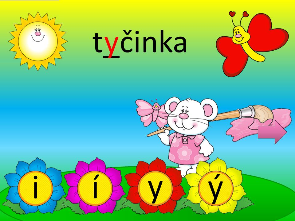 t_činka y