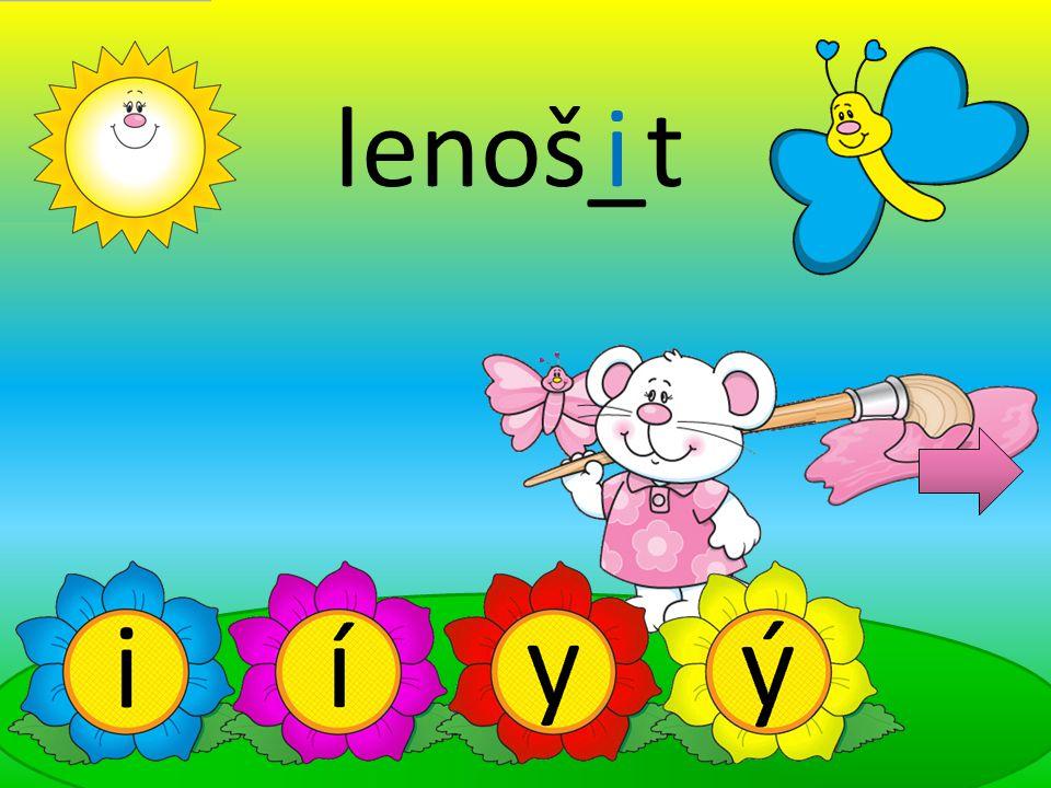 lenoš_t i