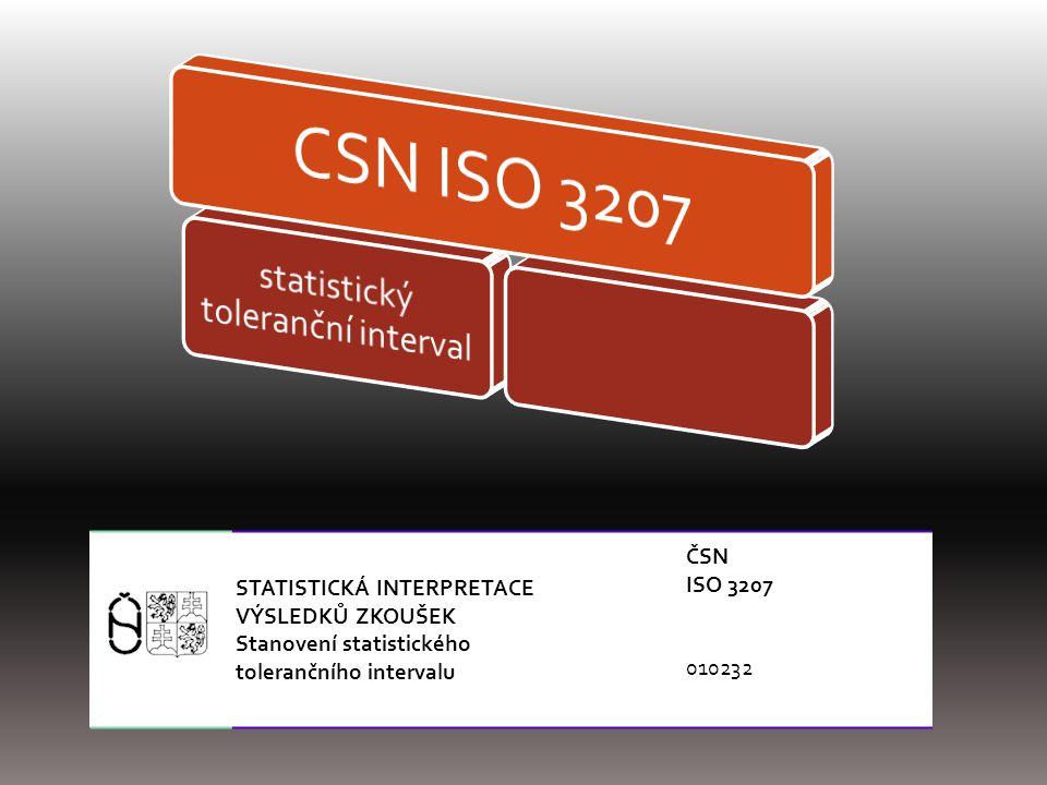 statistický toleranční interval