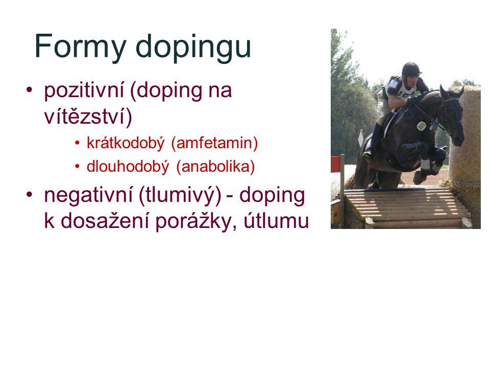 Formy dopingu pozitivní (doping na vítězství)