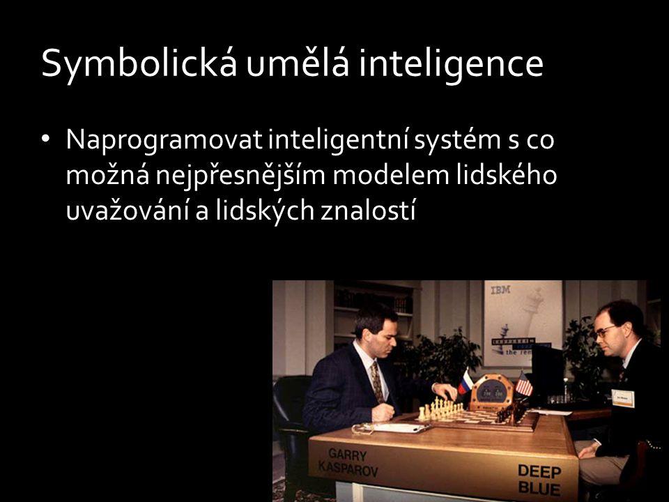 Symbolická umělá inteligence