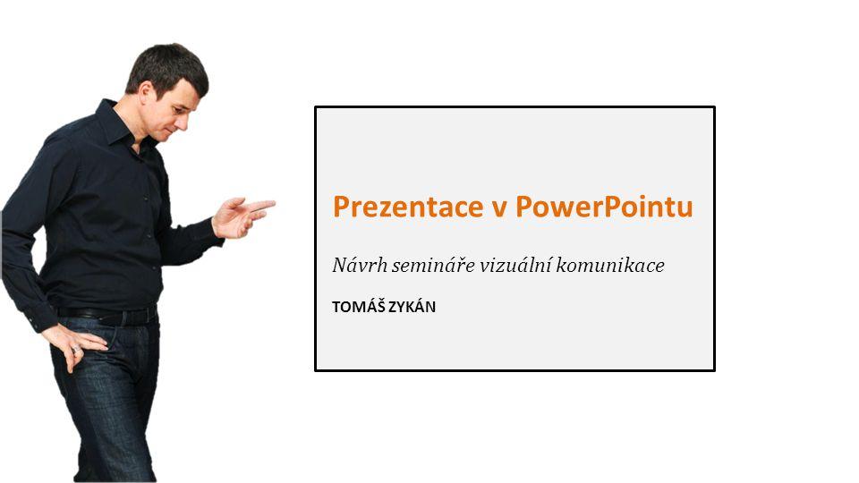 Prezentace v PowerPointu