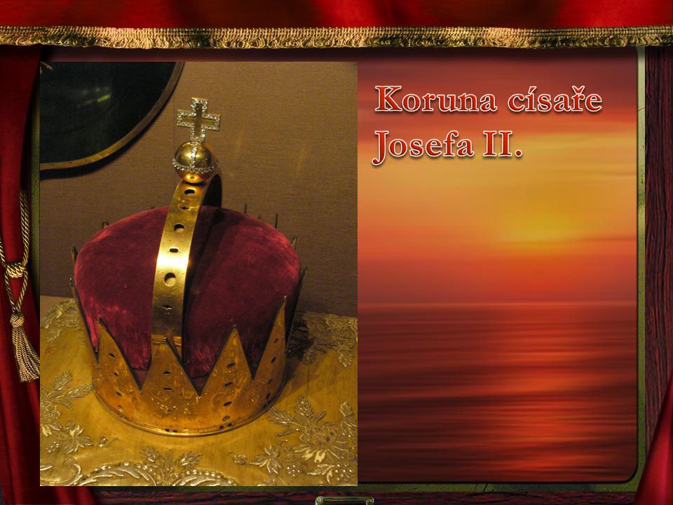 Koruna císaře Josefa II.