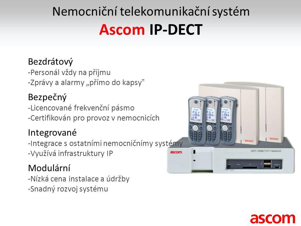 Nemocniční telekomunikační systém
