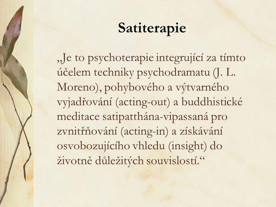 Satiterapie