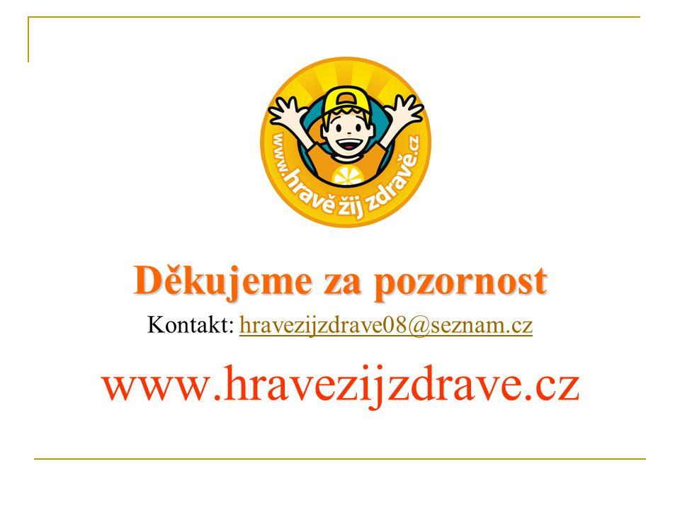 Kontakt: hravezijzdrave08@seznam.cz
